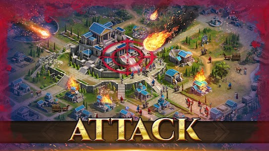 Fire and Glory  Blood War Apk Download 5