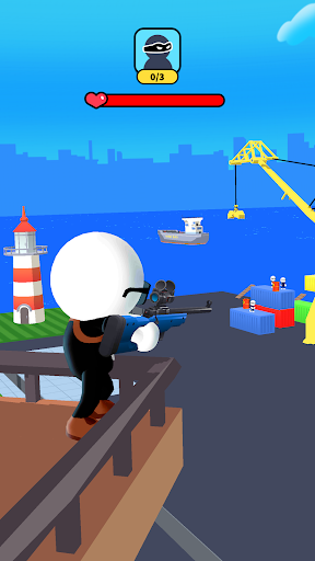 Johnny Trigger - Sniper Game apkpoly screenshots 5