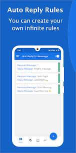 Auto Reply for FB Messenger – AutoRespond Bot 1