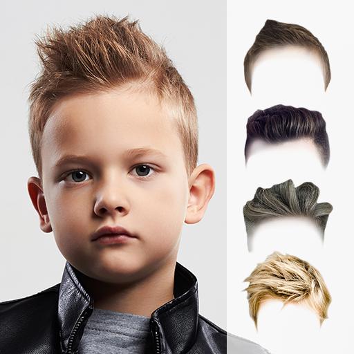 Baixar Boy Hair Photo Editor para Android