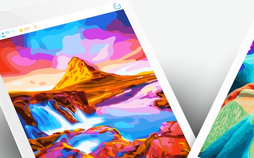 April Coloring - Oil Painting & Color by Number 2.75.1 Screenshots 7