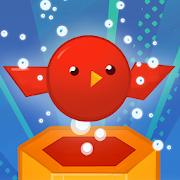 Bounce that Bird - Free Arcade Platform Game