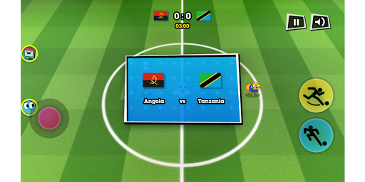Cartoon Football Africa (free, offline, fun) 1.4.0 screenshots 5