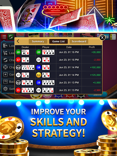 Dragon Ace Casino - Blackjack screenshots 13