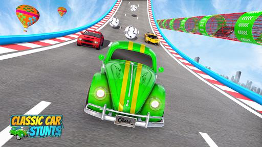 Classic Car Stunt Games u2013 GT Racing Car Stunts  Screenshots 1