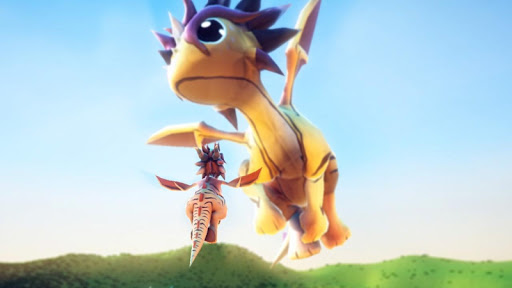 Little Dragon Heroes World Sim Apkfinish screenshots 9