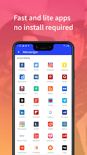 All In One Messenger for Social Apps 5