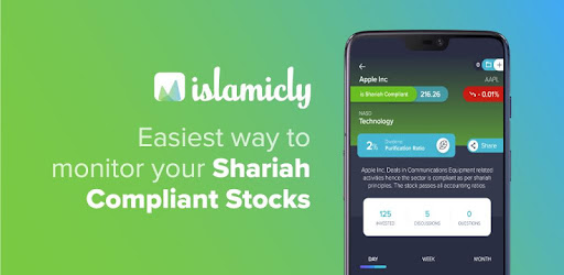 Image result for islamicly app halal stocks screen islamicmusichub