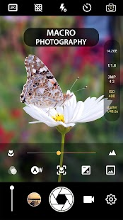 Manual Camera Lite : Professional Camera DSLR Screenshot