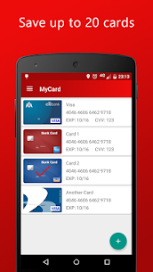 MyCard – Contactless Payment 3