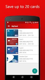 MyCard – Contactless Payment 3