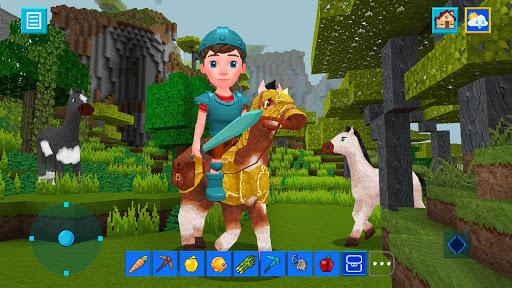 Terra Craft: Build Your Dream Block World 1.6.5 screenshots 17