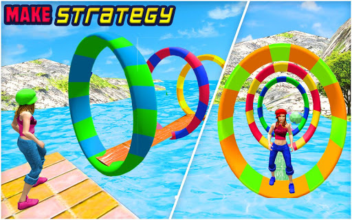 New Water Stuntman Run 2020: Water Park Free Games android2mod screenshots 20