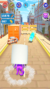 Cat Run Simulator 3d – Endless Cat Running Game Hack for Android and iOS 4