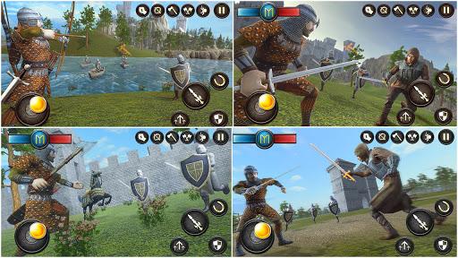 Osman Gazi 2021:  New Fighting Games 2021- apkpoly screenshots 15