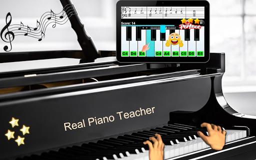 Real Piano Teacher 2 2.1 screenshots 10