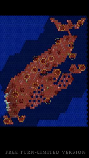 Battle of Peleliu 1944 (free) APK MOD Astuce screenshots 3