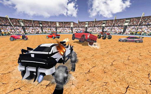Demolition Derby Car Fight Real Game  screenshots 1