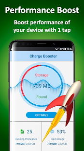 Booster for Android 1.50 Screenshots 1