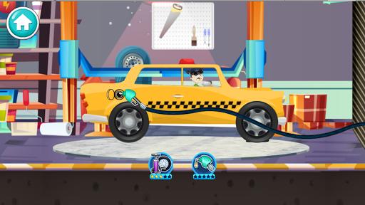 Little Car Wash 6 screenshots 5