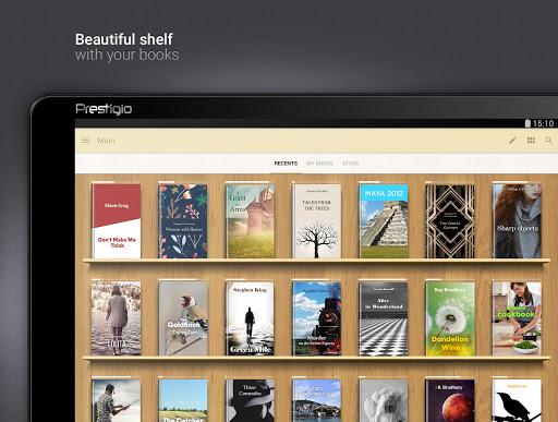 eReader Prestigio: Book Reader