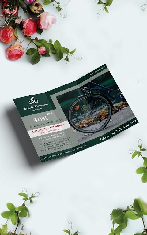 Brochure Maker - Pamphlets, Infographics, Catalog  poster 15