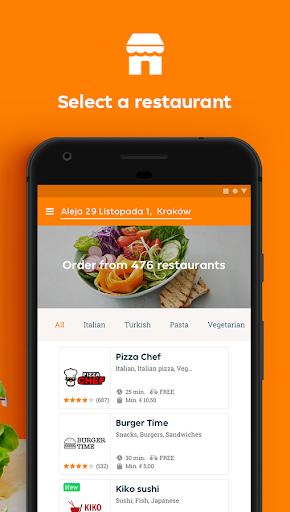 Pyszne.pl u2013 order food online 6.25.0 Screenshots 2