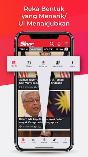 Sinar Harian - Berita Terkini  Screenshots 3