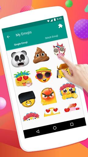 Emoji Maker- Free Personal Animated Phone Emojis apktram screenshots 6