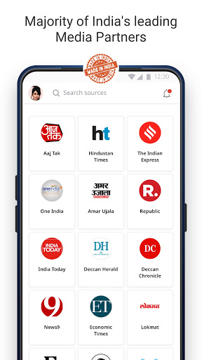 Dailyhunt - 100% Indian App for News & Videos 17.0.6 Screenshots 8