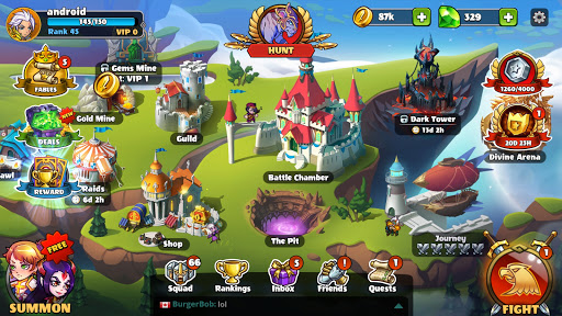 Mighty Party: Magic Arena 1.61 screenshots 22
