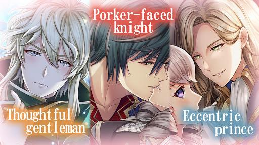 Code Triche The Fateful Saint's Love  | Dating Sim Otome game (Astuce) APK MOD screenshots 2