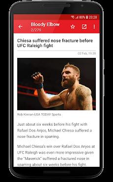 MMA Newsのおすすめ画像4