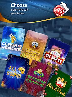 Poker Jet: Texas Holdem and Omaha 31.9 Screenshots 12