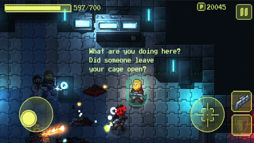Ailment: space pixel dungeon 3.0.2 screenshots 2