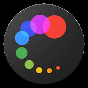 Colors Dark CM13/12.1 Theme  Icon