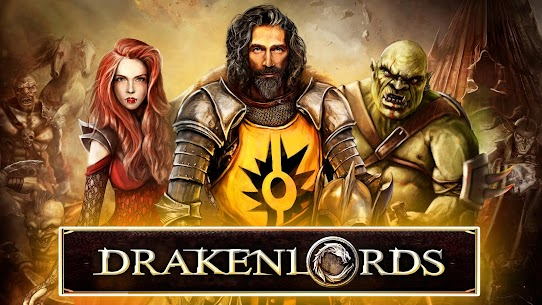Drakenlords CCG Card Duels MOD APK 1