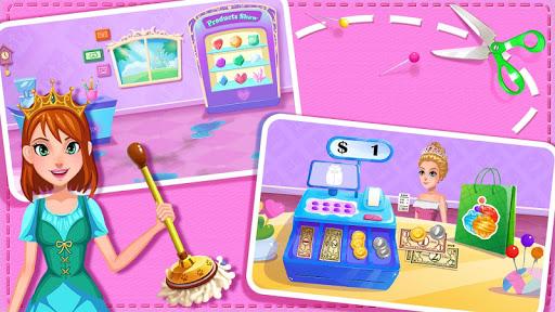 ud83dudccfu2702ufe0fRoyal Tailor Shop - Prince & Princess Boutique apkpoly screenshots 15