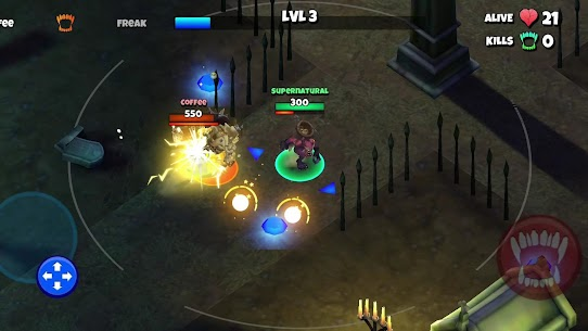 Monsters io – Battle Royale Action 5