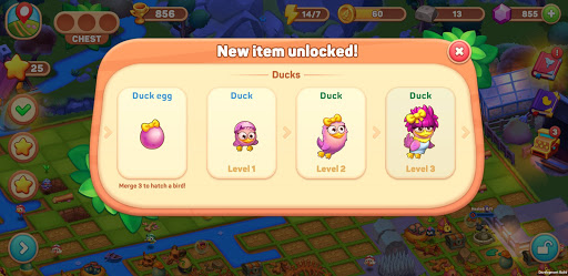 Mingle Farm u2013 Merge and Match Game 1.1.0 screenshots 8