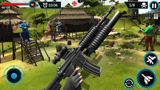 FPS Terrorist Secret Mission: Shooting Games 2020 2.1 screenshots 6