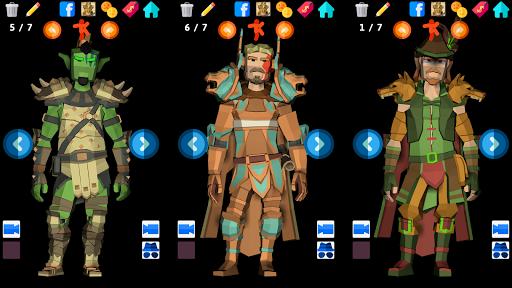 Fantasy Hero Creator screenshots 2