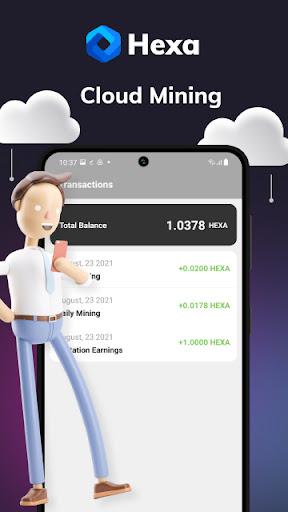 Hexa Network  screenshots 4