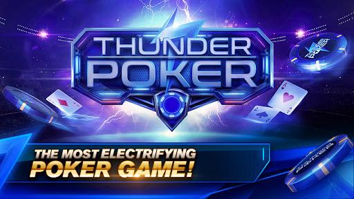 Thunder Poker : Holdem, Omaha 1.8.0 screenshots 7
