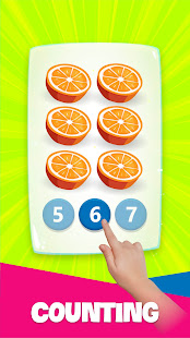 123 number games for kids - Count & Tracing 1.7.11 Screenshots 3