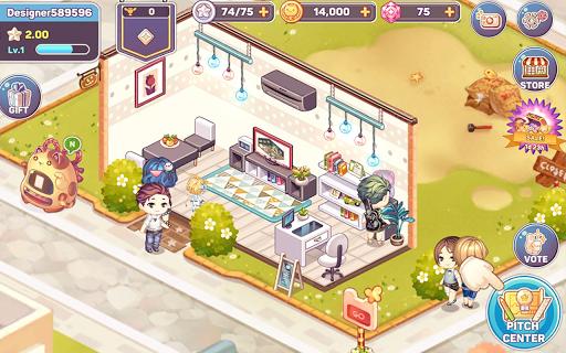 Kawaii Home Design - Decor & Fashion Game  Screenshots 11