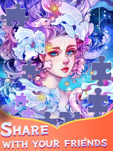 Paint by number - Relax Jigsaw 1.4.4 screenshots 10
