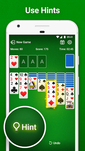 Solitaire – Classic Klondike Card Games  screenshots 3