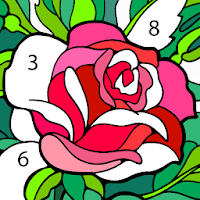 Happy Color™ – Color by Number. Coloring games.