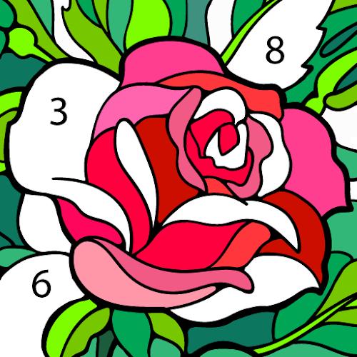 Happy Color™ – Color by Number   (Mod) 2.9.0 mod